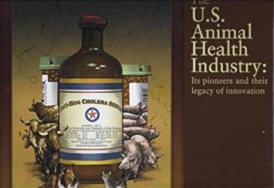 Animal Health History book